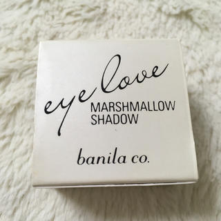 バニラコ(banila co.)の新品 banila co. バニラコ マシュマロシャドウ アイシャドウ(アイシャドウ)