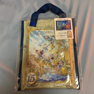 ディズニー(Disney)の東京ディズニーシー 15周年 レジャーシート(旅行用品)