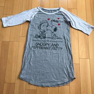 イチナナキュウダブルジー(179/WG)のスヌーピー 179WG ロングTシャツ(Tシャツ(半袖/袖なし))