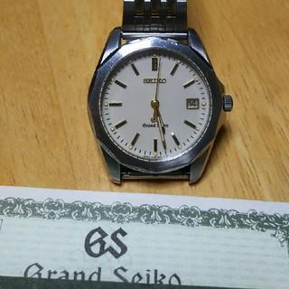 グランドセイコー(Grand Seiko)のグランドセイコー★クォーツ12角8J568010★メンズ vintage説明書有(腕時計(アナログ))