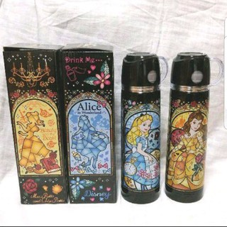 ディズニー(Disney)の2点セット ディズニープリンセス ステンレスボトル ベル&アリス 水筒(水筒)