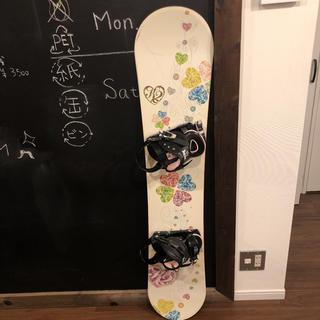 ケーツー(K2)のスノーボード 板 ビンディング セット(ボード)