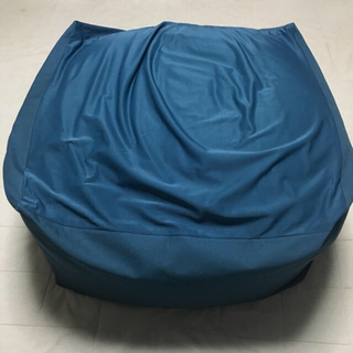MUJI (無印良品) - 無印良品 体にフィットするソファ(カバー付き)