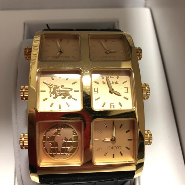 AVALANCHE(アヴァランチ)のice link GENERATION BIG CASE メンズの時計(腕時計(アナログ))の商品写真