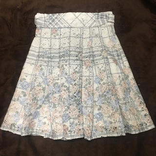 リズリサ(LIZ LISA)のLIZLISA レーススカート(ミニスカート)