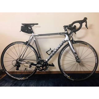 Cannondale - cannondale キャノンデール SUPERSIXEVO105 SILVER