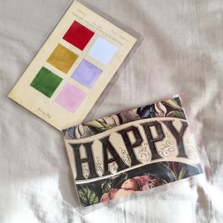 アッシュペーフランス(H.P.FRANCE)のJohn Derian ジョンデリアン ポストカード 2枚セット① cloudy(切手/官製はがき)