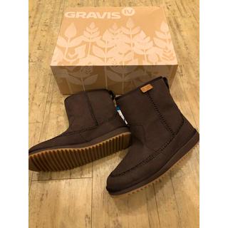 グラビス(gravis)のGRAVIS women'sブーツ HONALUA  US8 新品未使用送料無料(ブーツ)