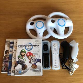 Wii - wiiリモコン、ソフトほか