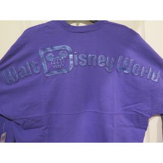 ディズニー(Disney)のバイオレット スピリットジャージ(Tシャツ/カットソー(七分/長袖))