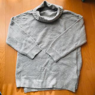 授乳服☆ タートルネックセーター