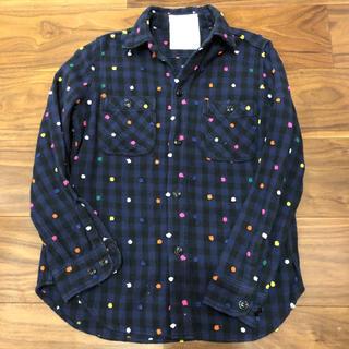 ゴートゥーハリウッド(GO TO HOLLYWOOD)のゴートゥハリウッドシャツ 150(ジャケット/上着)