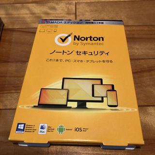 ノートン(Norton)のノートンセキュリティ(その他)