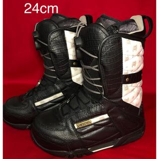 ナイトロ(NITRO)の【スノーボード ブーツ 】NITRO  24.0cm(ブーツ)