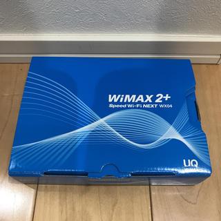 エヌイーシー(NEC)の新品未開封 NEC WiMAX2+(その他)