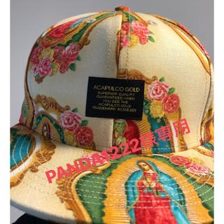 アカプルコゴールド(ACAPULCO GOLD)のAcapulco gold  cap maria アカプルコゴールド マリア(キャップ)