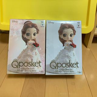 ディズニー(Disney)のQposket ベル ドリーミースタイル 全2種 セット(アニメ/ゲーム)
