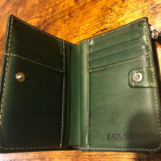 ガンゾ(GANZO)のSOMES SADDLE ソメスサドル 財布(折り財布)
