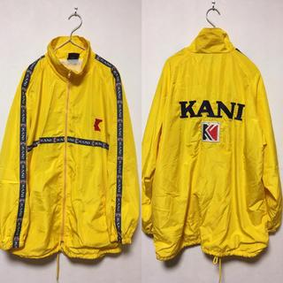 カールカナイ(Karl Kani)の90s KANI ナイロンジャケット(ナイロンジャケット)