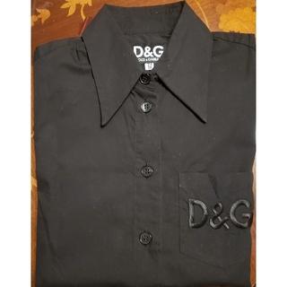 ディーアンドジー(D&G)の未使用 D&G コットンシャツ (シャツ/ブラウス(長袖/七分))