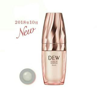 新品♥リニューアル  DEW【モイストリフトエッセンス】ハリ美容液