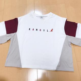イチナナキュウダブルジー(179/WG)のKANGOL 七分丈Tシャツ(Tシャツ(長袖/七分))