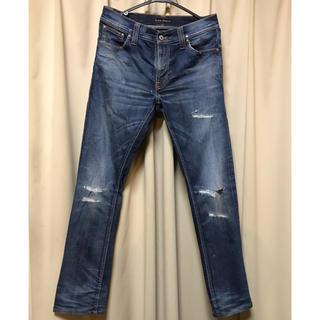 ヌーディジーンズ(Nudie Jeans)のヌーディージーンズ Nudie Jeans THIN FINN w30(デニム/ジーンズ)