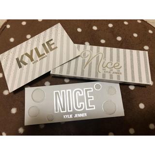 カイリーコスメティックス(Kylie Cosmetics)のKylie Cosmetics/the nice parette(アイシャドウ)