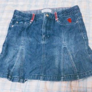 エンジェルブルー(angelblue)のANGELBLUE ミニスカート S(スカート)