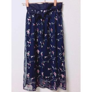 ジーユー(GU)の子供服150cm スカート(スカート)