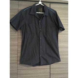 トキシラズ(TOKISHIRAZU(時しらず))のメンズ トキシラズ TOKISHIRAZUオープンカラーシャツ 半袖シャツ(シャツ)