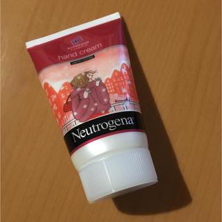 ニュートロジーナ(Neutrogena)の【新品】ニュートロジーナ ハンドクリーム+巾着(ハンドクリーム)