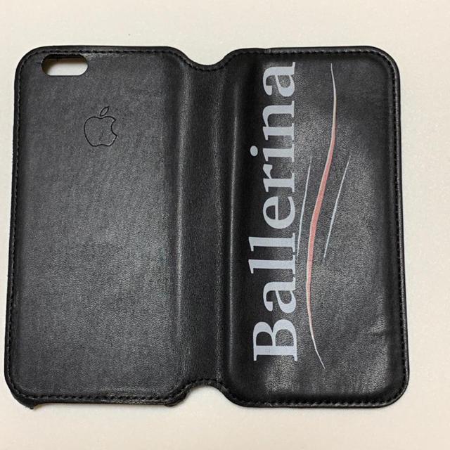 iphone7 傷つく | GJALLARHORN BALLERINAフォリオ型 iPhone6/6s用の通販 by momonga's shop|ラクマ