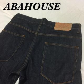 アバハウス(ABAHOUSE)の濃紺 美品 ABAHOUSE アバハウス サイズ3約84cm(デニム/ジーンズ)