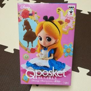 ディズニー(Disney)のQ posket SUGIRLY Characters -Alice-  (アニメ/ゲーム)