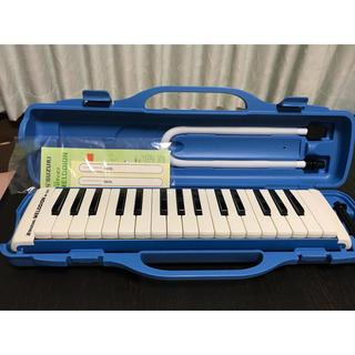 新品 鍵盤ハーモニカ M-32C 鈴木楽器(ハーモニカ/ブルースハープ)