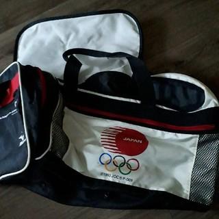 ミズノ(MIZUNO)のオリンピック ドラムバッグ(ドラムバッグ)