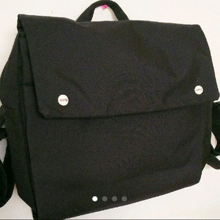 カンペール(CAMPER)のharu様専用 美品 CANPER カンペール リュック バッグ 黒(リュック/バックパック)