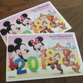 ディズニー(Disney)の東京ディズニーリゾート ギフトパスポート 大人2枚(遊園地/テーマパーク)