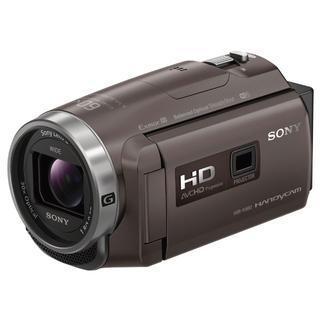 ソニー(SONY)の新品 SONY HDR-PJ680 ブラウン プロジェクター内蔵(ビデオカメラ)
