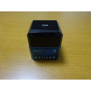 ナンバースリー(no3(Number Three))のデューサー ハード ワックス 5 80g 新品未使用(ヘアワックス/ヘアクリーム)