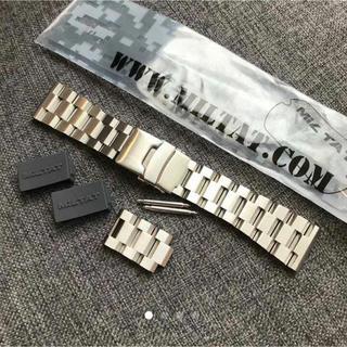 セイコー(SEIKO)の期間限定値下げ!タイコノート (Miltat )Hexad ブレスレット22mm(金属ベルト)