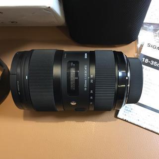 シグマ(SIGMA)のSIGMA 18-35mm f1.8 DC(レンズ(ズーム))