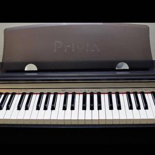 カシオ(CASIO)の【引取希望】CASIO 電子ピアノ Privia PX-730 (プリヴィア)(電子ピアノ)