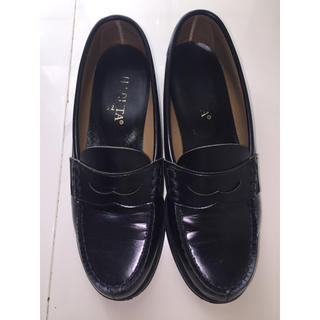 ハルタ(HARUTA)のHARUTA ローファー 美品(ローファー/革靴)