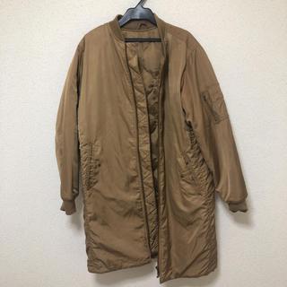 ジーユー(GU)のジャケット(ミリタリージャケット)