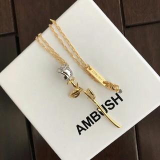 アンブッシュ(AMBUSH)のambush rose ネックレス(ネックレス)