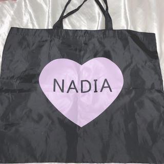 ナディア(NADIA)のNADIA エコバッグ(トートバッグ)