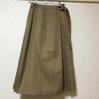 ティアンエクート(TIENS ecoute)のティアンエクート  巻きスカート(ひざ丈スカート)