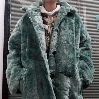 Supreme HYSTERIC GLAMOUR fur coat